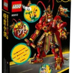 LEGO 80012 LEGO Monkie Kid Monkey King Mech 10