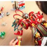 LEGO 80012 LEGO Monkie Kid Monkey King Mech 11