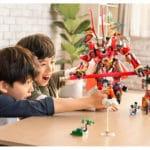 LEGO 80012 LEGO Monkie Kid Monkey King Mech 12