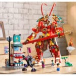 LEGO 80012 LEGO Monkie Kid Monkey King Mech 14