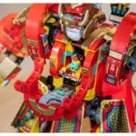 LEGO 80012 LEGO Monkie Kid Monkey King Mech 15