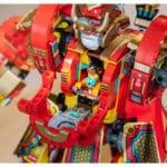 LEGO 80012 LEGO Monkie Kid Monkey King Mech 15
