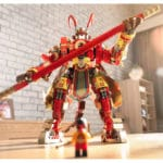 LEGO 80012 LEGO Monkie Kid Monkey King Mech 16