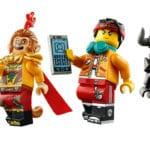 LEGO 80012 LEGO Monkie Kid Monkey King Mech 3