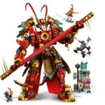 LEGO 80012 LEGO Monkie Kid Monkey King Mech 4