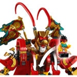 LEGO 80012 LEGO Monkie Kid Monkey King Mech 7