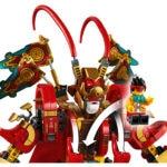 LEGO 80012 LEGO Monkie Kid Monkey King Mech 7