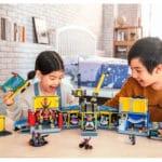 LEGO 80013 LEGO Monkie Kid Monkie Kids Geheime Teambasis 11