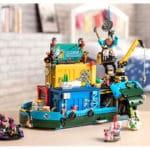 LEGO 80013 LEGO Monkie Kid Monkie Kids Geheime Teambasis 13