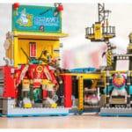LEGO 80013 LEGO Monkie Kid Monkie Kids Geheime Teambasis 15