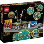 LEGO 80013 LEGO Monkie Kid Monkie Kids Geheime Teambasis 9