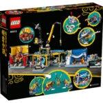 LEGO 80013 LEGO Monkie Kid Monkie Kids Geheime Teambasis 9