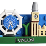 LEGO 854012 London Magnet