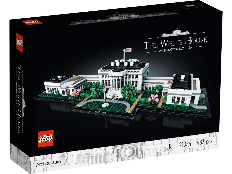 LEGO Architecture 21054 The White House (Box)