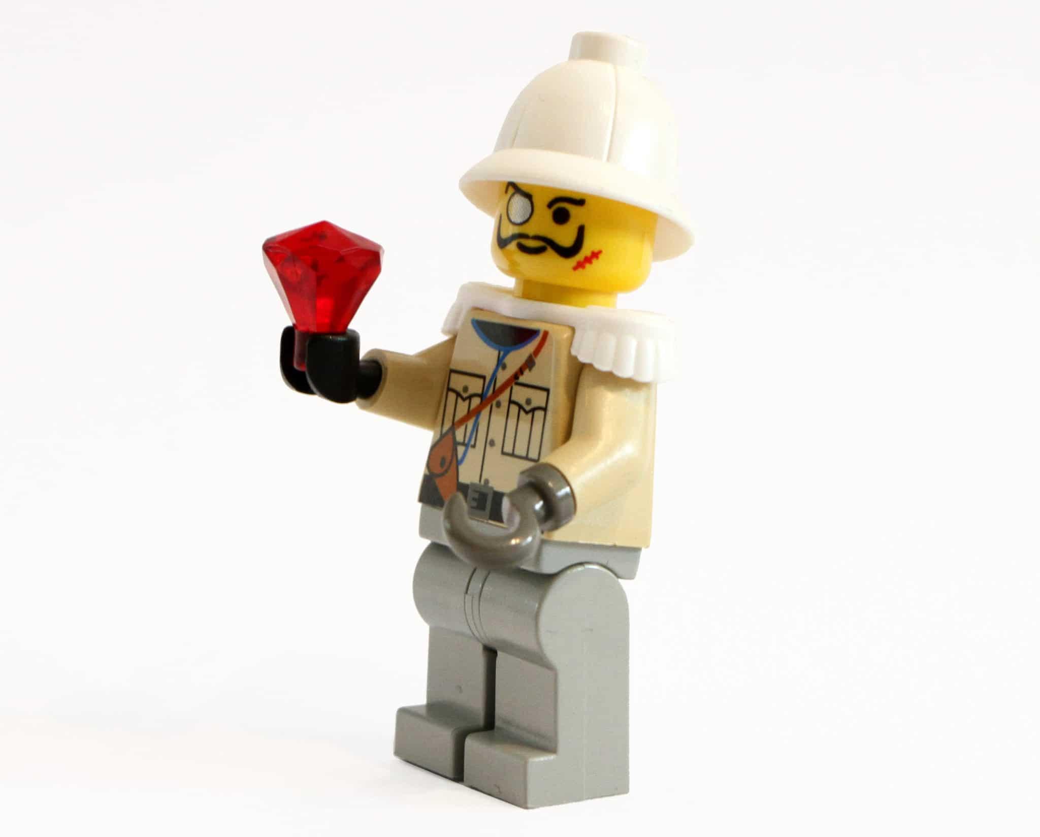 LEGO Baron Von Barron