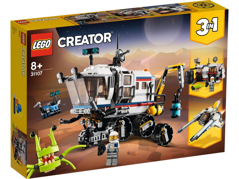 LEGO Creator 31107 Space-Rover