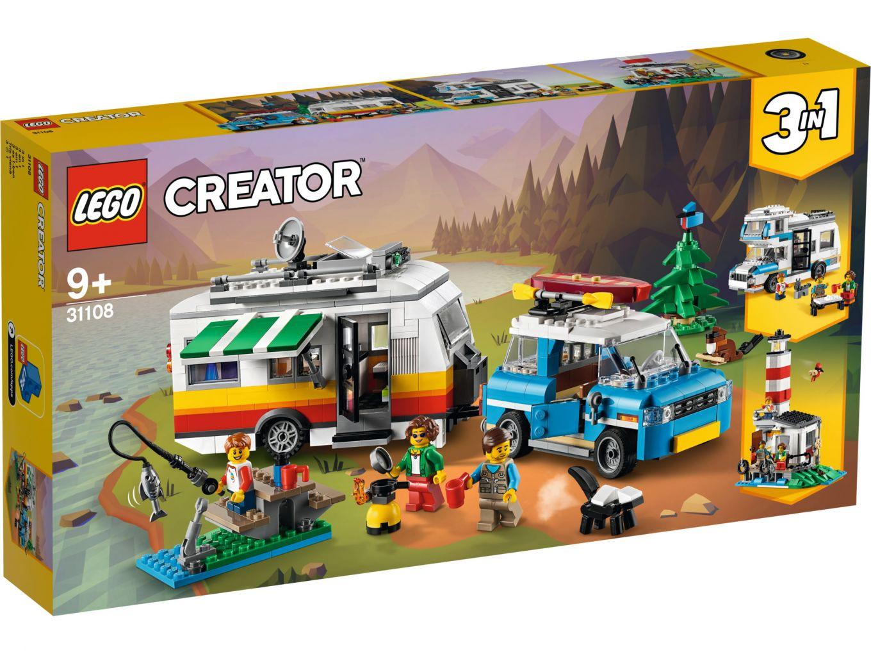 LEGO Creator 31108 Wohnwagen Ausflug