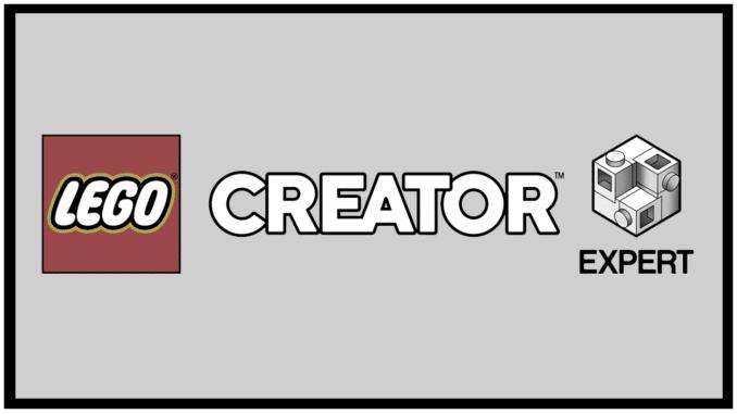 LEGO Creator Expert Eingestellt