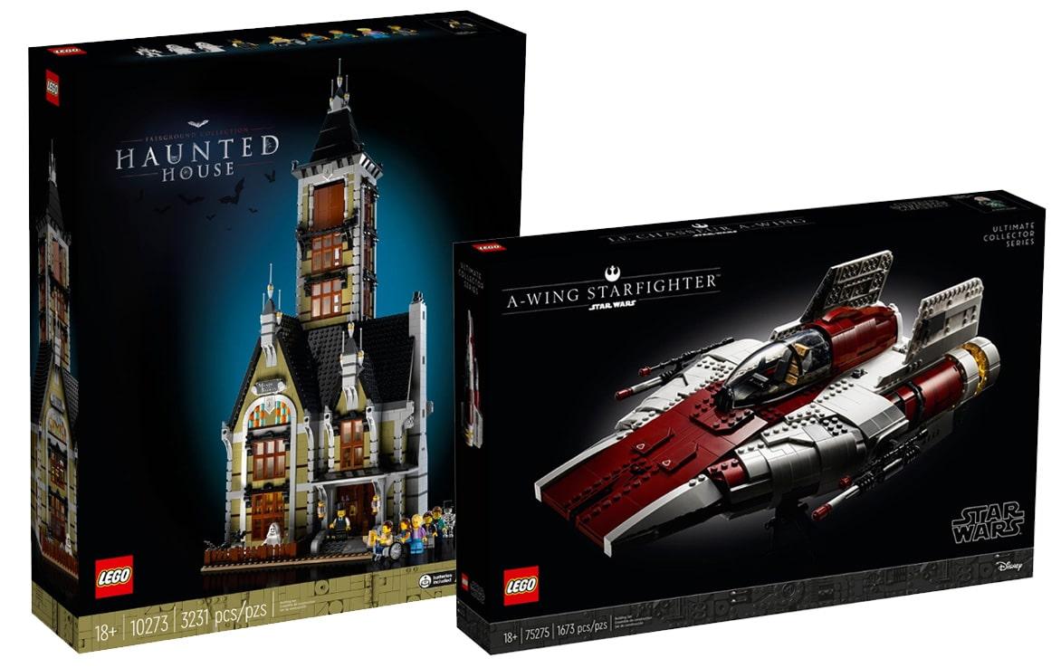 LEGO D2C Neuheiten Mai 2020