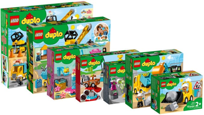 LEGO Duplo Juni 2020