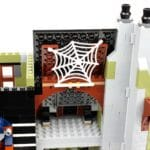 LEGO Fairground Collection 10273 Haunted House Aufbau Schritt 10 Detail 3