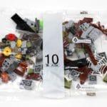 LEGO Fairground Collection 10273 Haunted House Hauptkarton Tüte Bauschritt 10