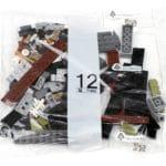 LEGO Fairground Collection 10273 Haunted House Hauptkarton Tüte Bauschritt 12