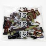 LEGO Fairground Collection 10273 Haunted House Hauptkarton Tüte Bauschritt 15
