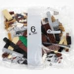 LEGO Fairground Collection 10273 Haunted House Hauptkarton Tüte Bauschritt 6