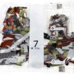 LEGO Fairground Collection 10273 Haunted House Hauptkarton Tüte Bauschritt 7