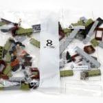 LEGO Fairground Collection 10273 Haunted House Hauptkarton Tüte Bauschritt 8