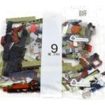 LEGO Fairground Collection 10273 Haunted House Hauptkarton Tüte Bauschritt 9