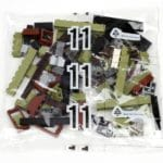 LEGO Fairground Collection 10273 Haunted House Innenkarton Tüte Bauschritt 11