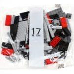 LEGO Fairground Collection 10273 Haunted House Innenkarton Tüte Bauschritt 17 2