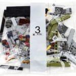LEGO Fairground Collection 10273 Haunted House Innenkarton Tüte Bauschritt 3