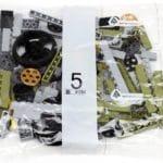 LEGO Fairground Collection 10273 Haunted House Innenkarton Tüte Bauschritt 5