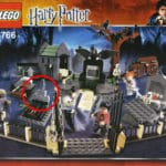 LEGO Harry Potter 4766 Graveyard Duel