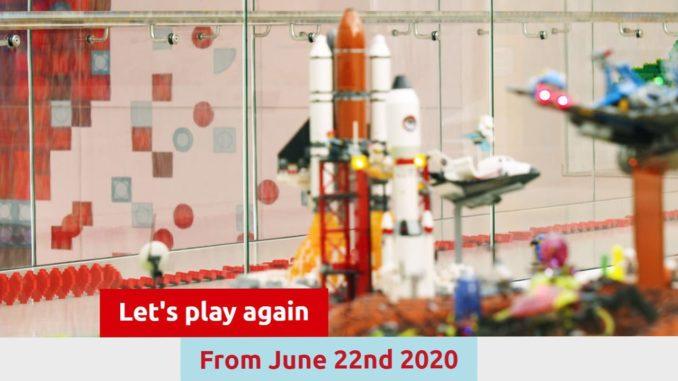 LEGO House Eroeffnung 2020