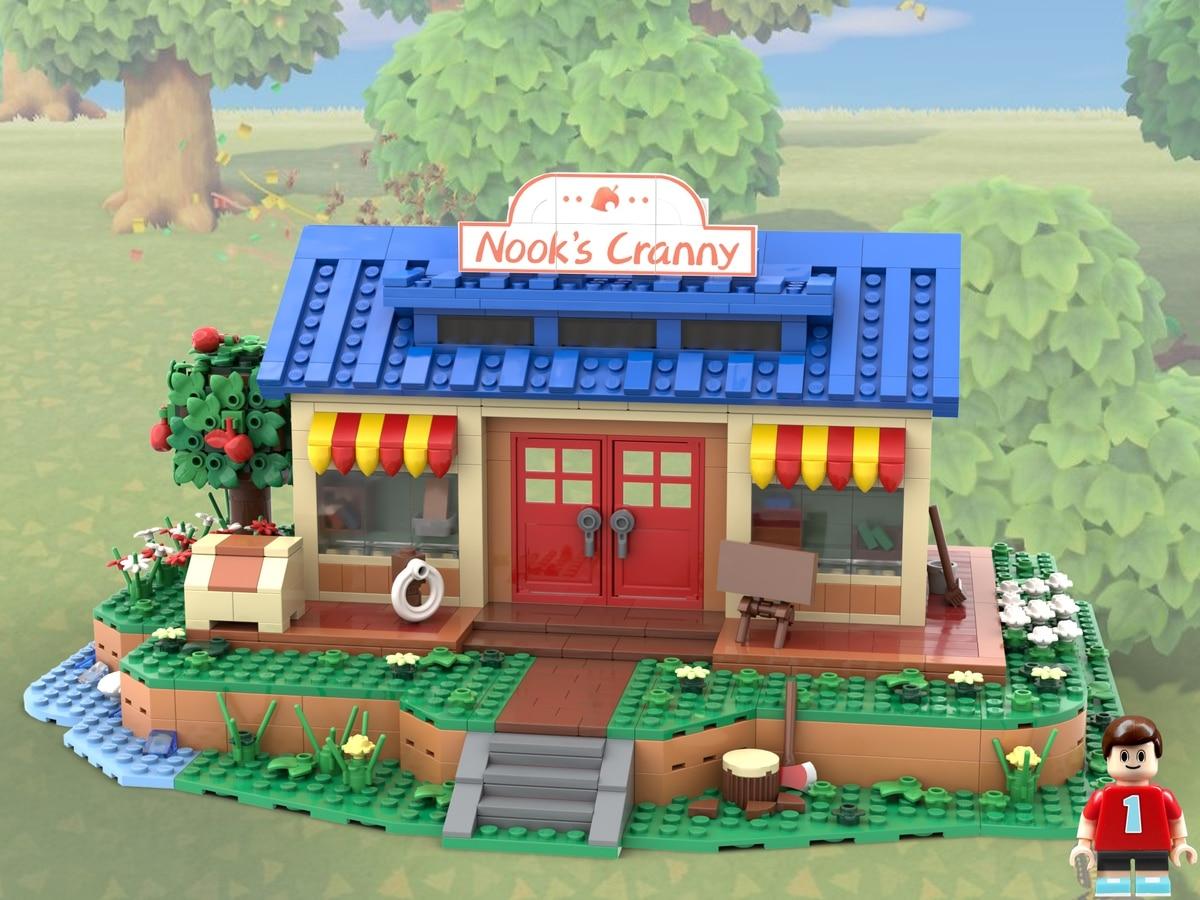 LEGO Entwurf zu Animal Crossing erreicht 20.20 Stimmen bei Ideas
