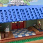 LEGO Ideas Animal Crossing New Horizons Nook Cranny (5)