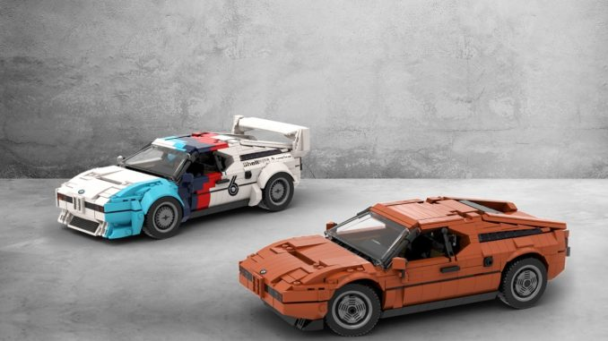 LEGO Ideas Bmw M1 (1)
