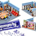 LEGO Ideas Entwurf Community Greendale Community College 10