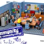 LEGO Ideas Entwurf Community Greendale Community College 12