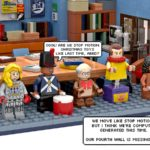 LEGO Ideas Entwurf Community Greendale Community College 2