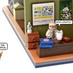 LEGO Ideas Entwurf Community Greendale Community College 6