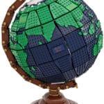 LEGO Ideas Globus Entwurf (1)
