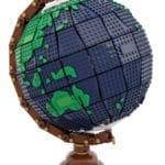 LEGO Ideas Globus Entwurf (2)