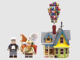 LEGO Ideas Haus Von Oben