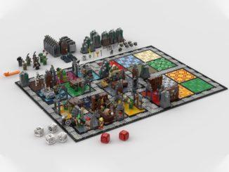 LEGO Ideas Heroquest