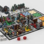 LEGO Ideas Heroquest Entwurf (1)